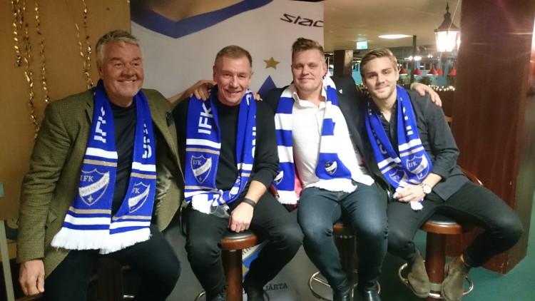 IFK Norrköpings Supporterklubb Höstmöte