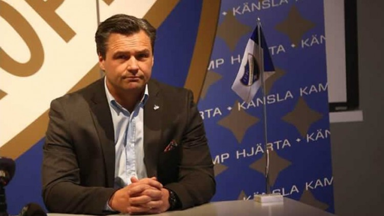 Patrik Selin ny klubbdirektör i IFK Norrköping