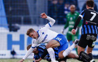 Nykomlingen bortaslog IFK Norrköping med 2-0