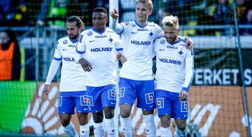 Norrköping vände mot Häcken – Andersson hjälte igen