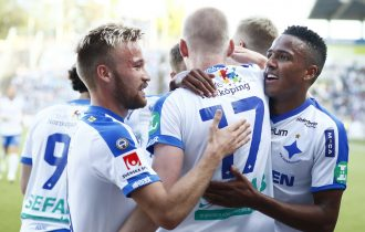 IFK förbi MFF – Eliasson rycker i assisttoppen