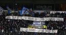 Fanens protest – under matchen